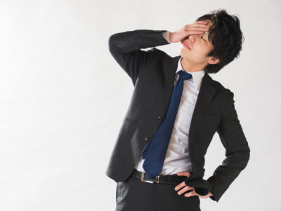 短期離職、転職に悩む新入社員