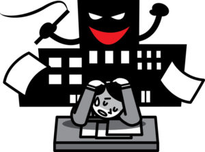 ブラック企業で働き続けるリスク